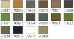 Set #9 - Allied WWII Colors