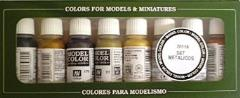 Model Color Metallic Set