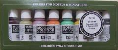 Model Color Transparent Set