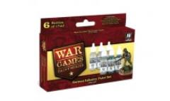 Model Color German Infantry Paint Set