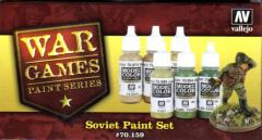 Model Color Soviet Paint Set