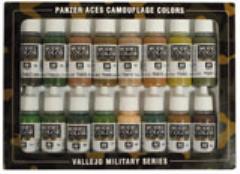 Model Color Camouflage Set