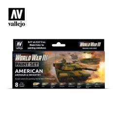 American Armor & Infantry
