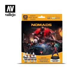 Corvus Belli Infinity - Nomads Paint Set