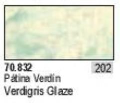 Verdigris Glaze