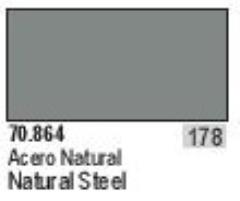 Natural Steel