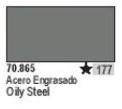 Oily Steel