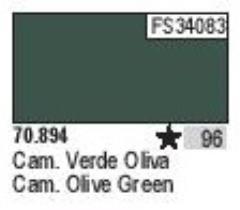 Camo Olive Green