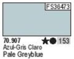 Pale Grey Blue