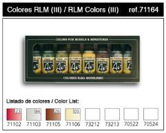 RLM Colors Set #3