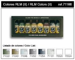 RLM Colors Set #2