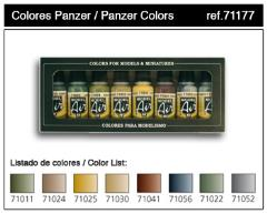 Panzer Color Set