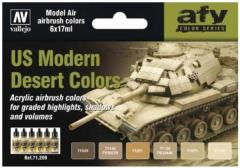 AFV Color Series - US Modern Desert Colors