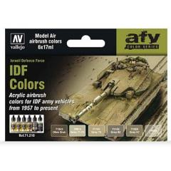 AFV Color Series - IDF Colors