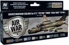 Soviet/Russian Colors - Su-7/17 Fitter