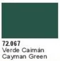 Cayman Green