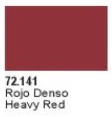 Heavy Red