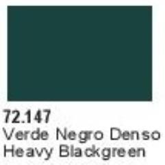 Heavy Blackgreen