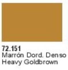 Heavy Goldbrown