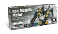 Non-Metallic Metal Set