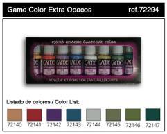 Extra Opaque Set - 8 Colors