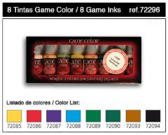 Game Ink Set