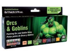 Orcs & Goblins Paint Set