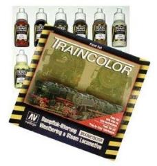 Steam Engine Weathering Set