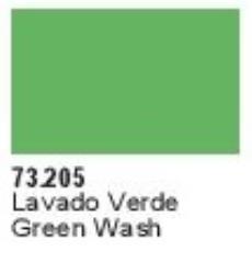 Green Shade Wash