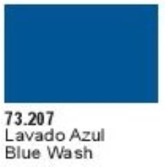 Blue Shade Wash