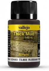 Thick Mud - Russian