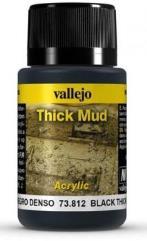 Thick Mud - Black