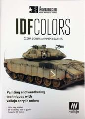Armoured Side Book Series - IDF Colors