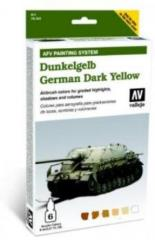 German Dark Yellow