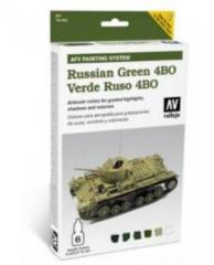 Russian Green 4BO