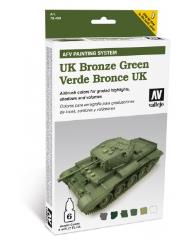 AFV System - UK Bronze Green