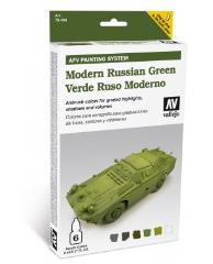 AFV System - Russian Green, Modern