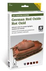 AFV System - German Red Oxide