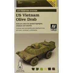 US Vietnam Olive Drab