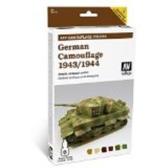 German Camouflage 1943/1944