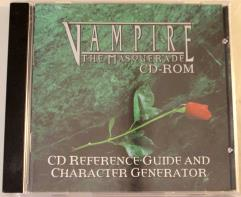 CD Reference Guide and Character Generator