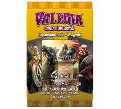 Valeria Card Kingdoms Expansion Pack #3 - Agents