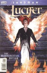 Sandman Presents, The - Lucifer, the Morningstar Option, Complete Series!