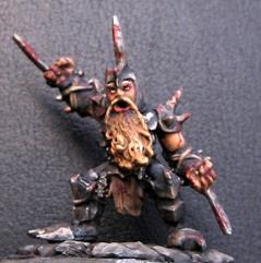 Turnbull Taterhead - Dwarven Ranger