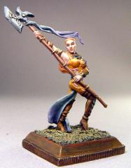 Kalysa - Weapons Master w/Pole Arm