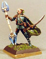 Turk the Warlock - Half-Elven Fighter Mage w/Whitefire of Eternity
