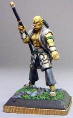 Furnock - Half-Orc Monk