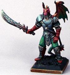 Balthazar - Half-Dragon Paladin