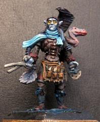 Felric - Anatomist and Skeletal Assistant