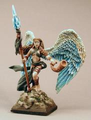 Avril - Winged Elf Maiden